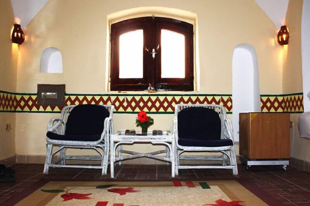 ห้องแฟมิลี่, 2 ห้องนอน, ห้องพักประตูเชื่อมถึงกัน - พื้นที่นั่งเล่น
