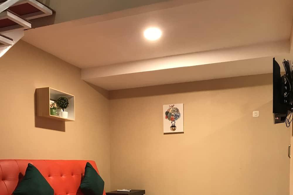 Rodinný apartmán - Obývacie priestory