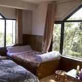 Panorama-værelse - 1 stor enkeltseng - ikke-ryger - bjergudsigt - Bjergudsigt