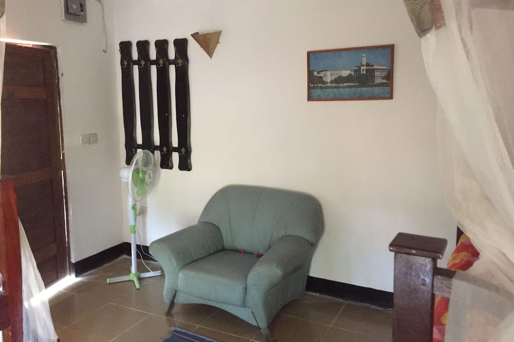 Habitación estándar con 1 cama doble o 2 individuales, 1 cama doble o 2 camas individuales - Sala de estar