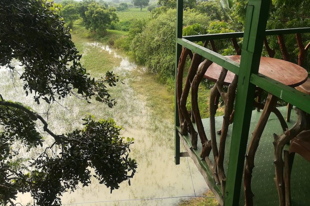 Casa en un árbol - Balcón