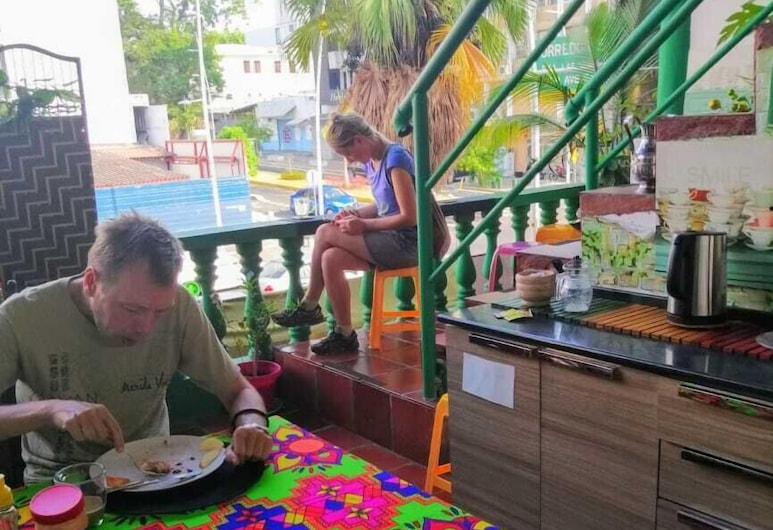Noritas Hostel PTY, Panama City, Terrace/Patio