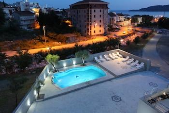 Foto van Villa Angelina in Becici