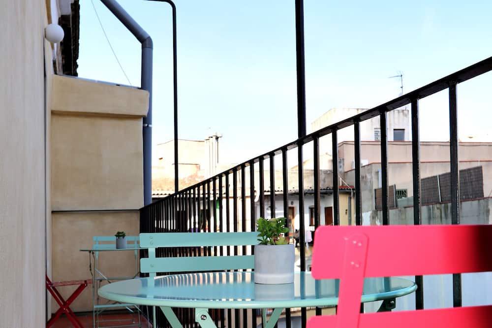 apartman, 3 hálószobával - Erkély