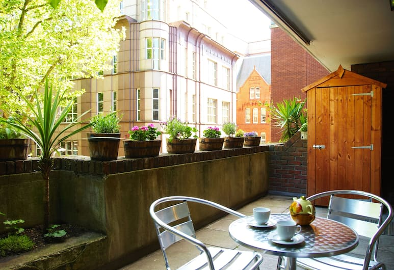 Brookes Court, London, Apartment, 3 Schlafzimmer, Terrasse/Patio