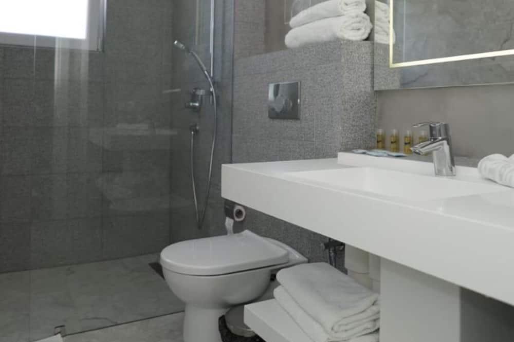 Basic-enkeltværelse - Badeværelse