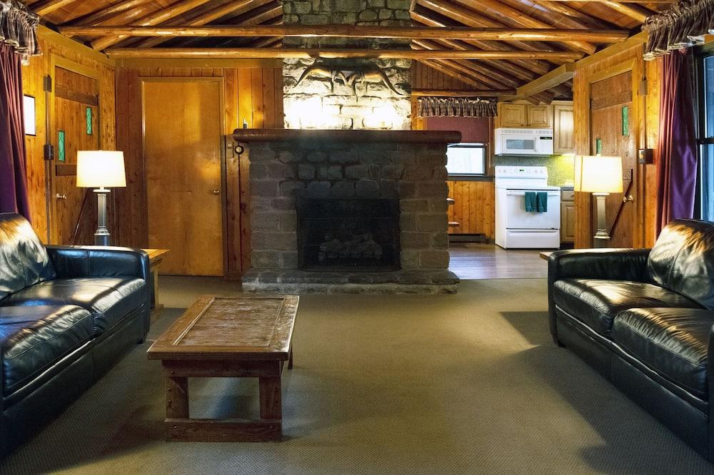 Házikó, 3 hálószobával (25) - Nappali