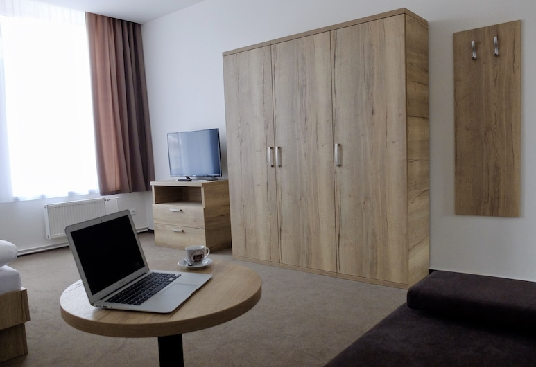 Penzion Stará pošta, Frydek-Mistek, Business Double Room, Guest Room