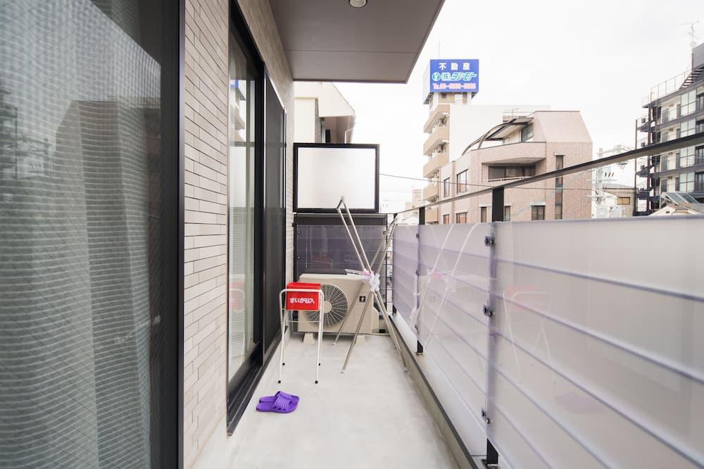 Apartament ( 301 ) - Balkon