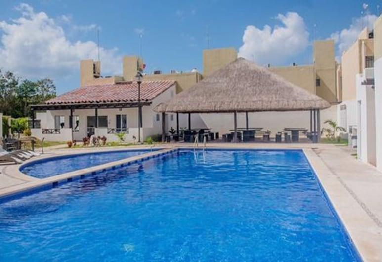 Luxury L&P Suite, Playa del Carmen, Piscina all'aperto
