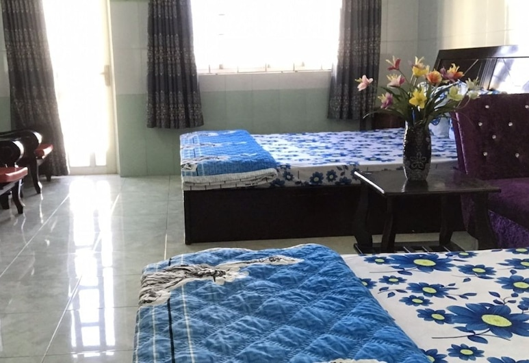Tri Thong Hotel, Ho Chi Minh City, Family Room, Guest Room