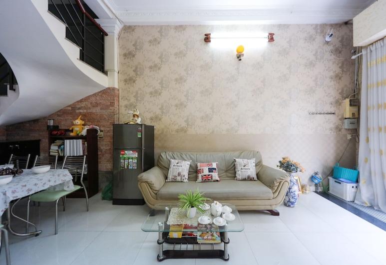 Smile Homestay - Hostel, Ho Chi Minh City, Lobby Sitting Area