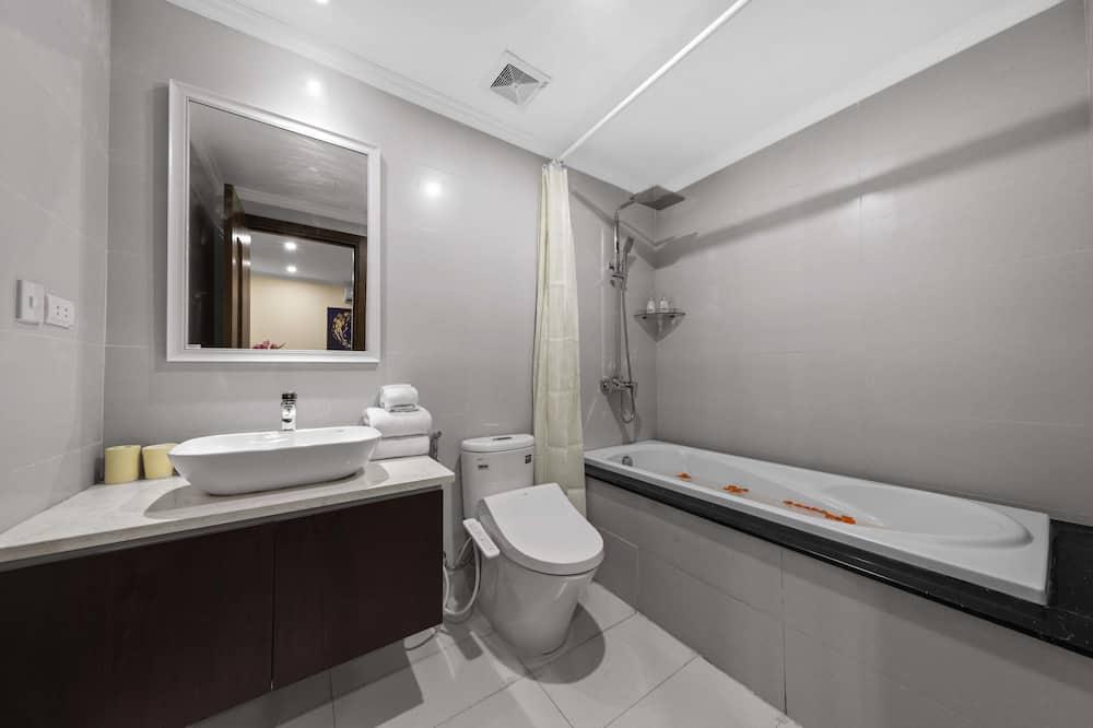 Standard Apartment, 1 Bedroom - Private spa tub