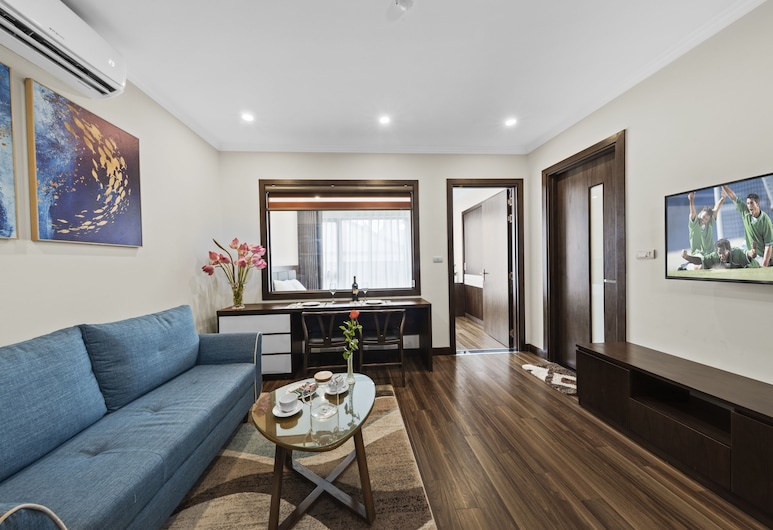 Newsky Serviced Apartment, Hanoi, Standard Apartment, 1 Bedroom, Private kitchenette