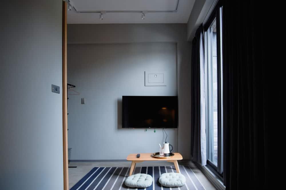 Elite Δωμάτιο, 1 Διπλό Κρεβάτι, Μη Καπνιστών, Θέα στη Μαρίνα - Δωμάτιο επισκεπτών