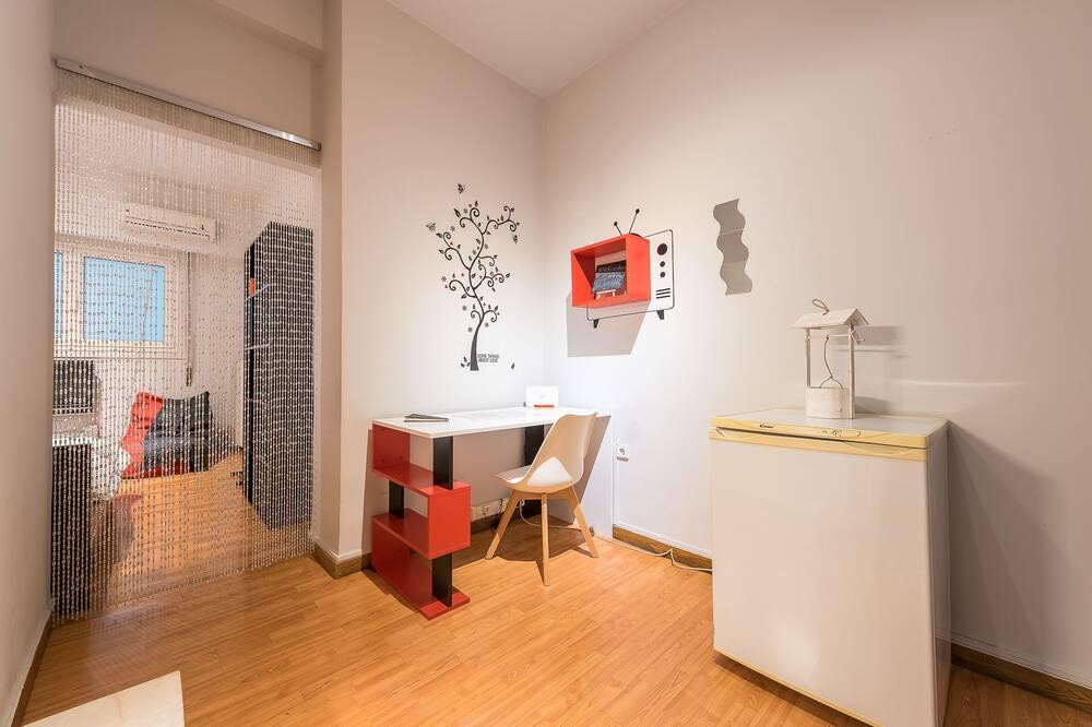 Ekonominės klasės apartamentai, 1 miegamasis - Svetainės zona