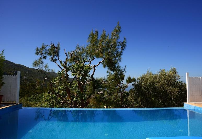 Villa Erer by Akdenizvillam, Kas, Открытый бассейн