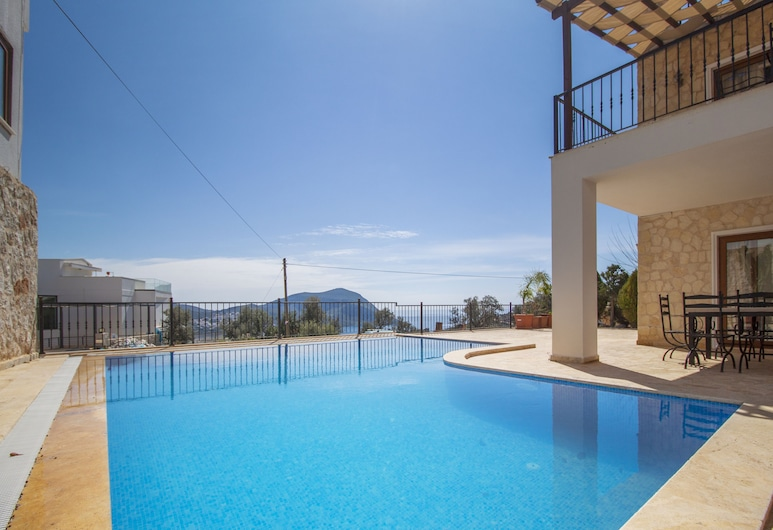 Villa Esya 2 by Akdenizvillam, Kas, Outdoor Pool