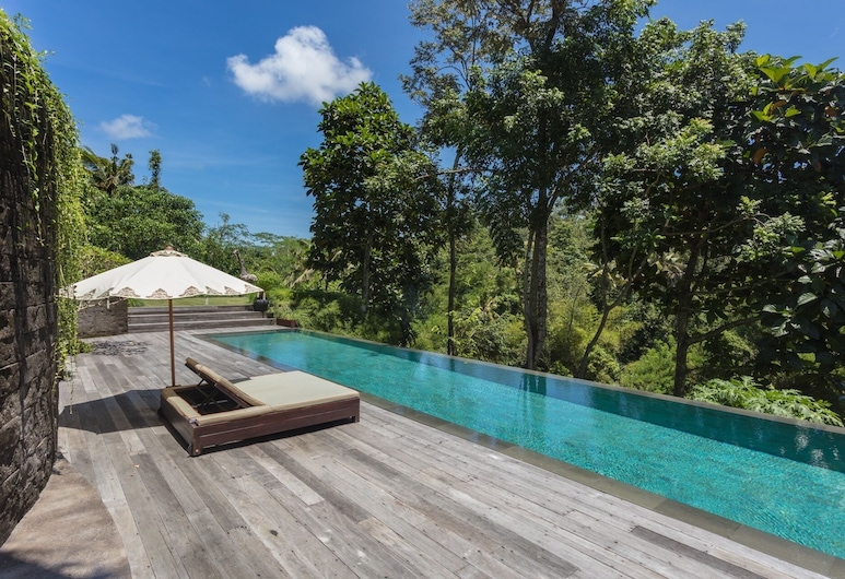 Villa Chameleon by Exotiq Villa Holidays, Tabanan, Villa, 4 Bedrooms, River View, Outdoor Pool