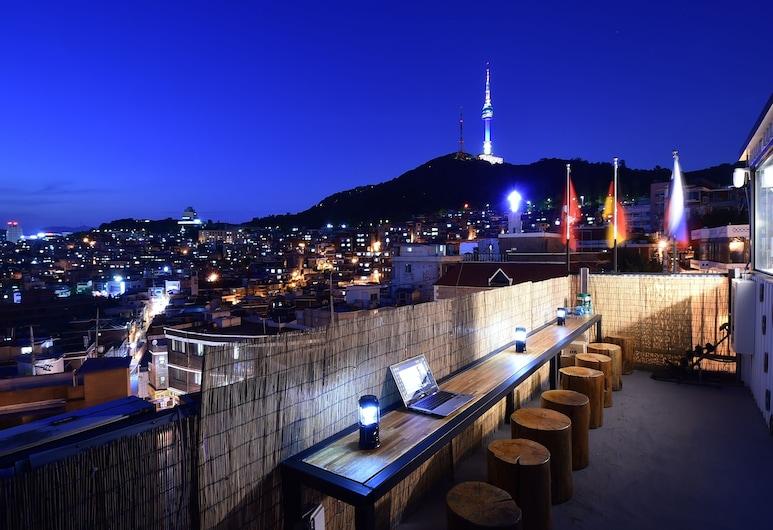 Photo Park Guesthouse, Seoul, 302, Terrazza/Patio