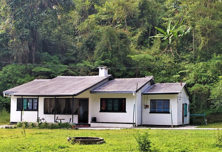 Garden Guest House, Tanah Rata, Viešbučio fasadas