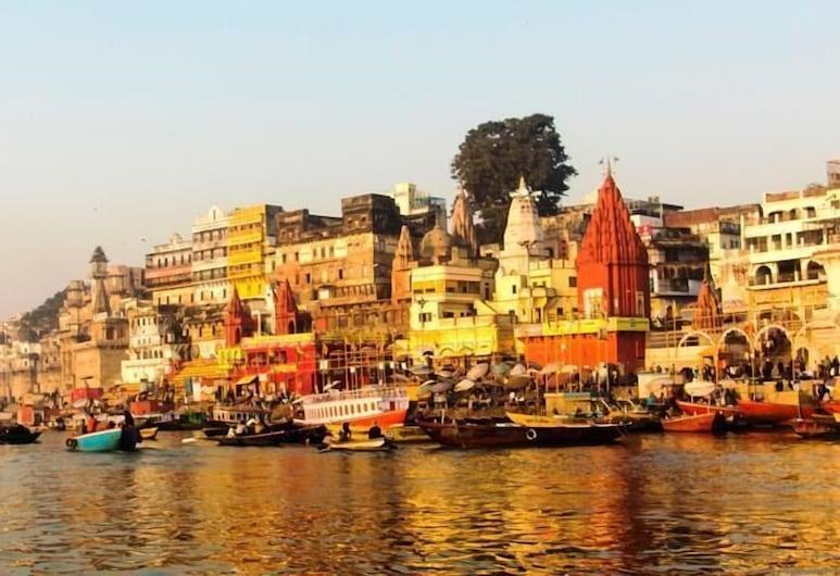 HOTEL SAHU, Varanasi, Danau