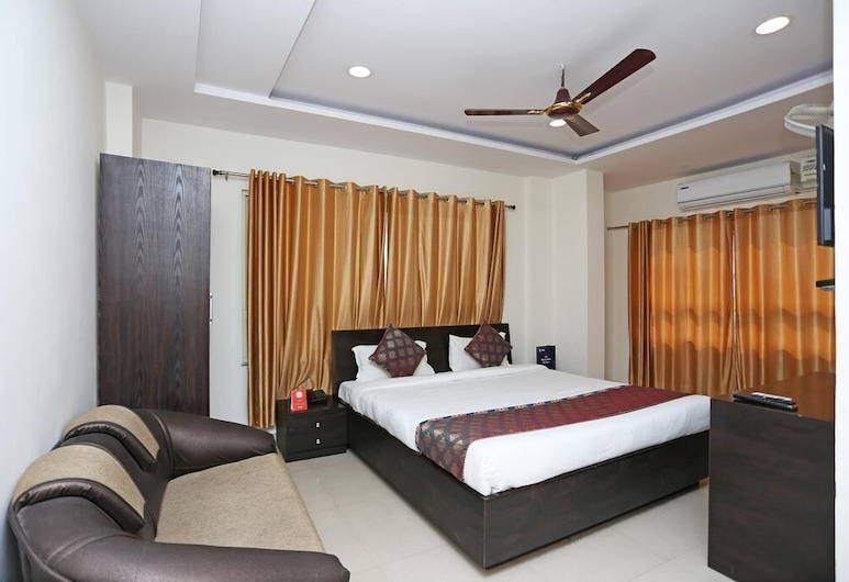 HOTEL SAHU, Varanasi, Executive Room, 1 King Bed, City View, Guest Room