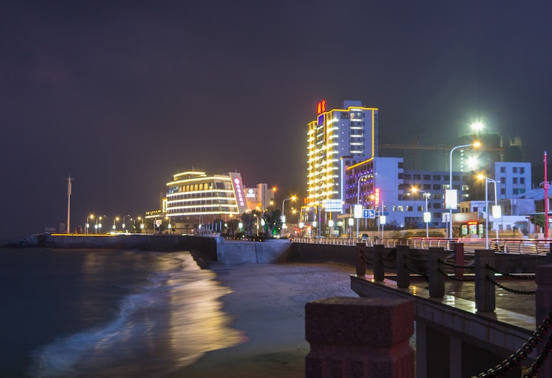 Nanhaige Hotel, Maoming, Hotel Front – Evening/Night