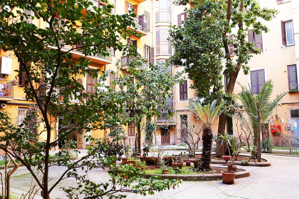 ห้องจูเนียร์ดับเบิล (Sabina) - วิวสวน