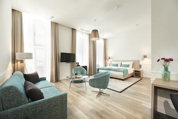 Foto Boutique Residence Budapest di Budapest