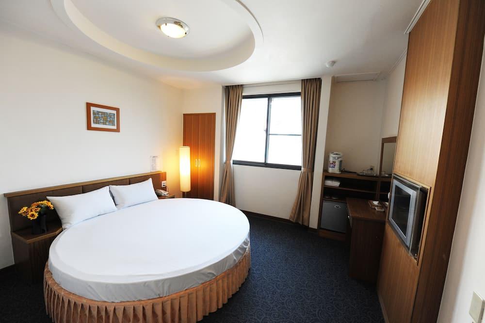 Honeymoon tweepersoonskamer, 1 queensize bed, niet-roken - Badkamer