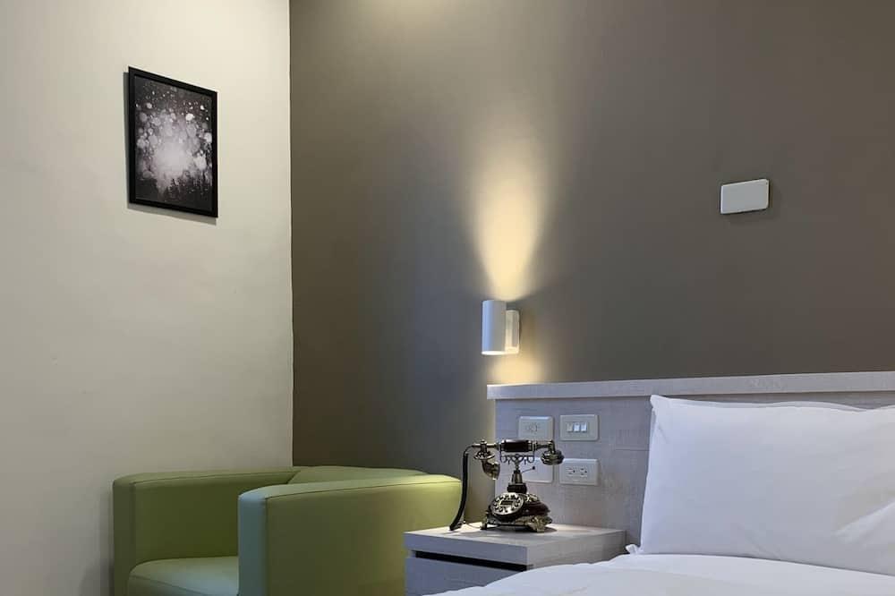 Standaard tweepersoonskamer, 1 tweepersoonsbed, niet-roken - Kamer