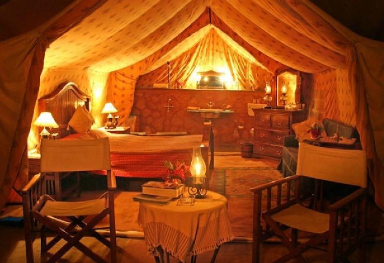 Reggie's Camel Camps, Osian, Tenda Mewah, 1 Tempat Tidur Double, non-smoking, Kamar Tamu