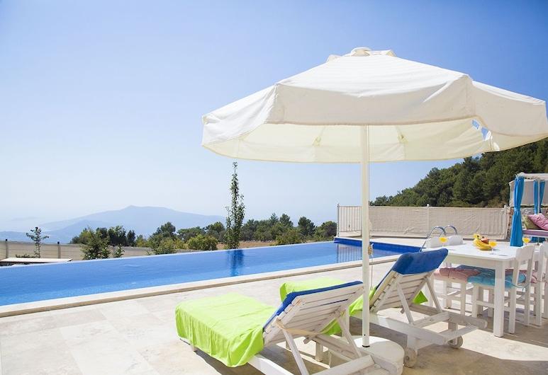 Villa Hira 1 by Akdenizvillam, Kas, Villa, Private pool