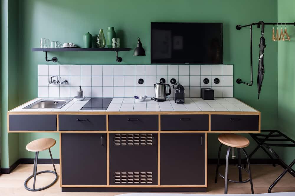 חדר סופריור זוגי או טווין, ללא עישון - חדר רחצה