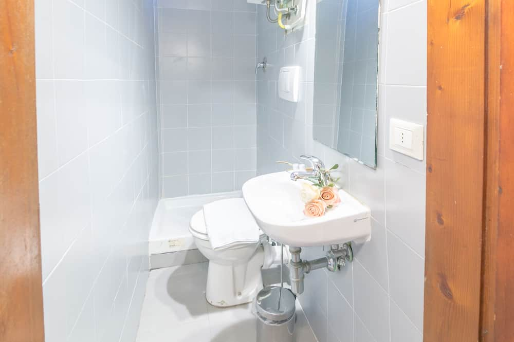 Studio typu Basic, dvojlůžko - Koupelna