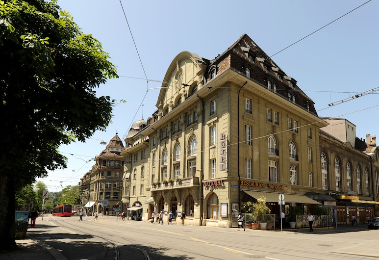 Hotel National Bern, Berna