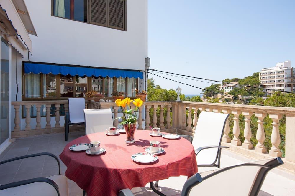 Appartement, 2 chambres, terrasse, en front de plage - Photo principale