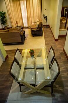 A(z) Dina Apartments hotel fényképe itt: Kampala