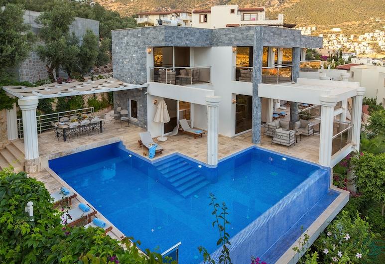 Villa Kalkan Ada 2 by Akdenizvillam, Kas