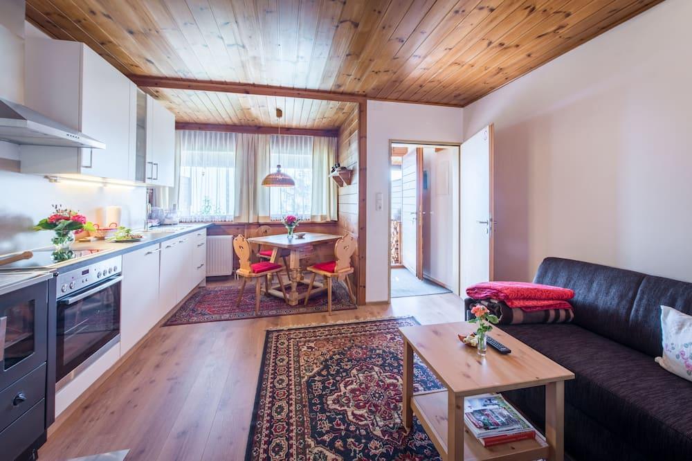 Fiechter Spitz 2  - Salle de séjour