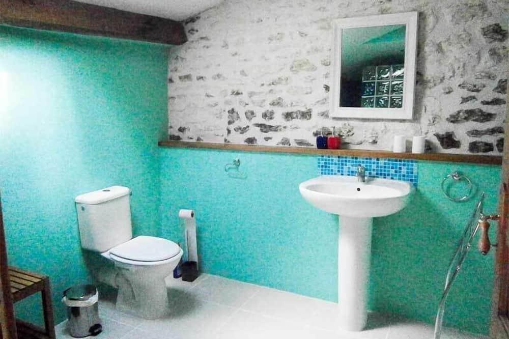 Double Room (Port Maubert) - Bathroom