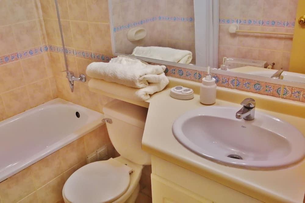 Suite Familiar, Vista Montanha - Casa de banho
