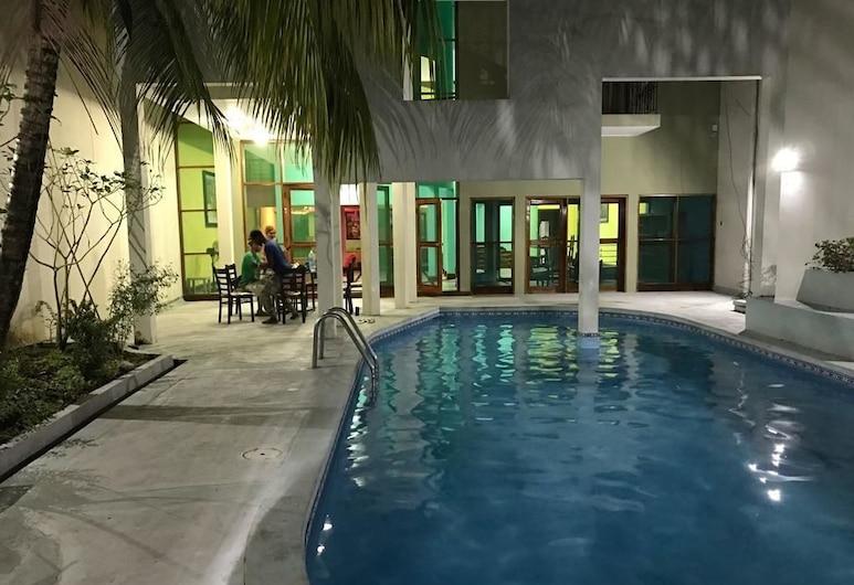 Amazonas Green Hostel, Iquitos, Piscine