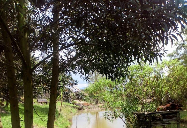 Posada La Serena, Villa de Leyva, Garden