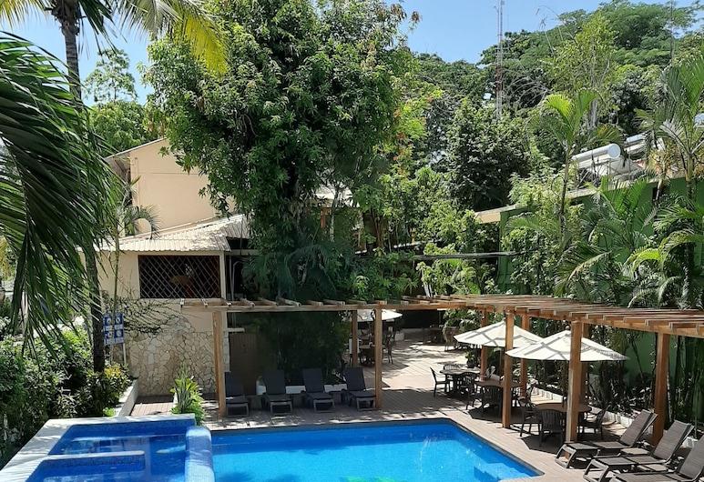 Maya Tulipanes Express, Palenque, Piscina