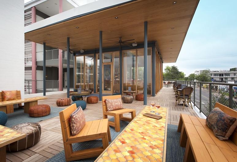East Austin Hotel, Austin, Terrace/Patio