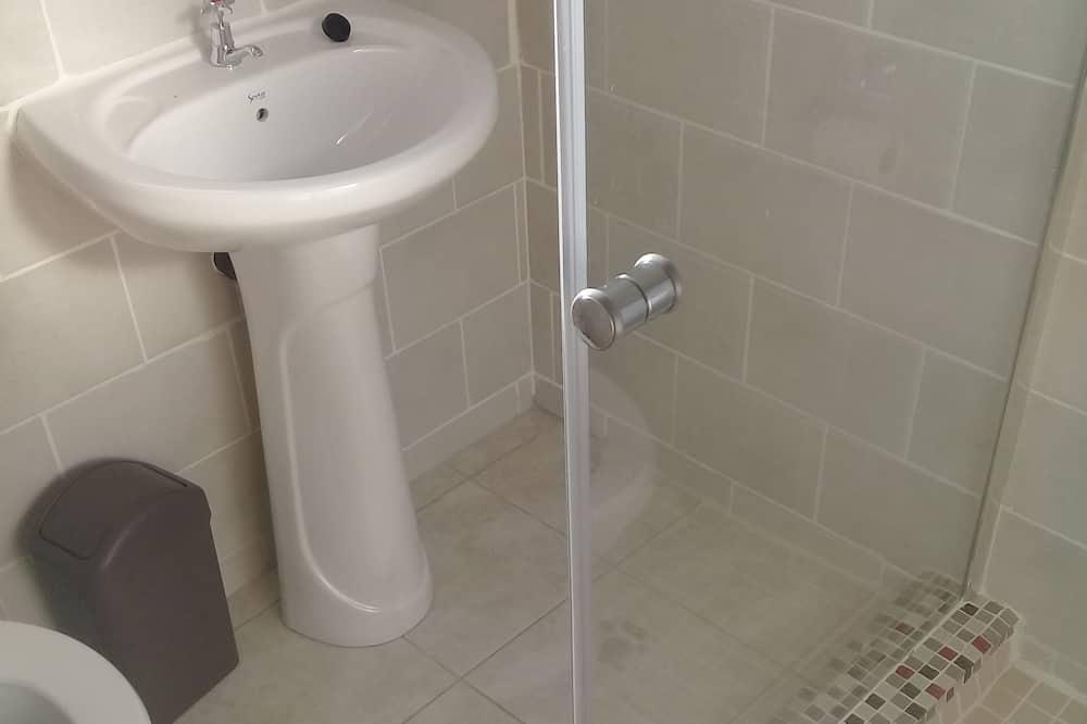Стандартний двомісний номер, 1 двоспальне ліжко, для некурців - Ванна кімната