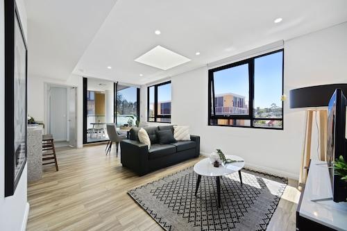 嶄新尊貴公寓生活飯店/