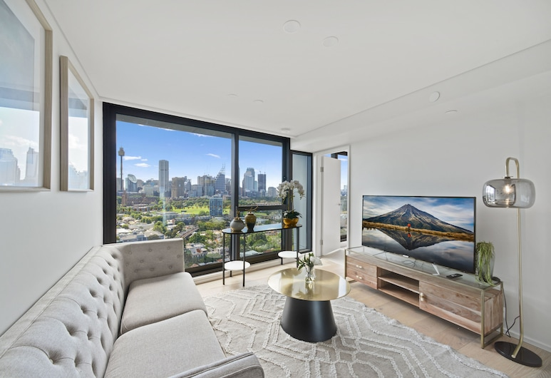 Luxurious Harbour Bridge and Opera House Views Apartment, Potts Point